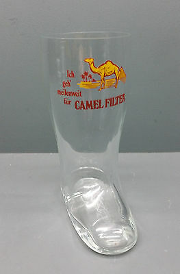 Bierstiefel - Ich geh meilenweit für Camel Filter