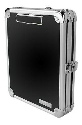 "Vaultz Locking Mini Storage Clipboard, 5 x 8 Inch Capacity, 9.25"" x 5.75"" x 1..."