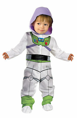 Toy Story Buzz Lightyear Infant Costume Baby Movie Disguise 6980 - Toy Story Halloween Movie