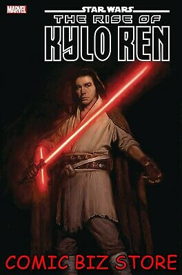 STAR WARS RISE KYLO REN #4 (OF4) (2020) 1ST PRINTING GIST MAIN COVER