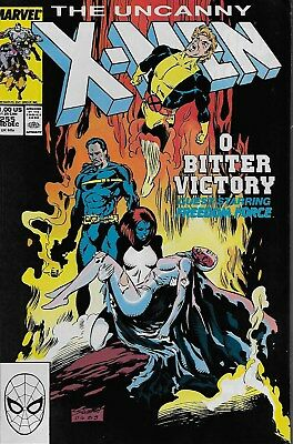 The Uncanny X-Men (Vol.1) No.255 / 1989 Chris Claremont & Marc Silvestri