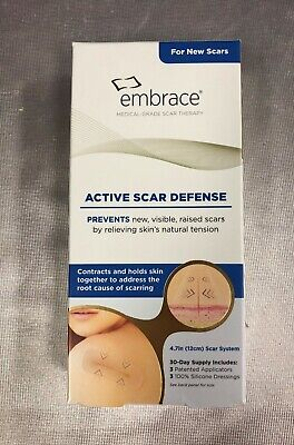 Embrace for New Scars Medical-Grade Scar Therapy Active Scar Defense 4.7