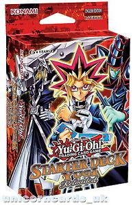 Yu-Gi-Oh! Starter Deck: Yugi Reloaded UNL - 50 Cards + Game Mat + Guide - No Box