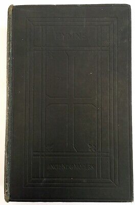 HYMNS ANCIENT AND MODERN WITH ACCOMPANYING TIUNES (Hardback, 1922) Vintage