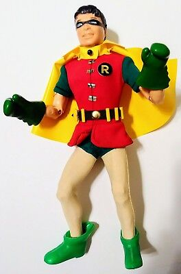 Action Boy ROBIN CAPE replica Captain Action Ideal 1966 1967 - Batman And Robin Capes