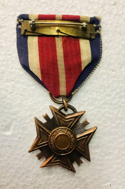 Award Medal VFW