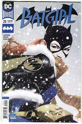 Batgirl 20 B DC 2018 NM Joshua Middleton Variant - Batgirl 20