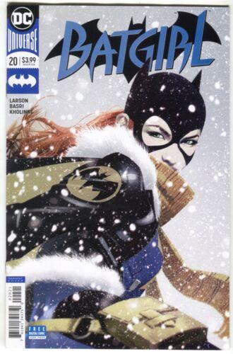 Batgirl 20 B DC 2018 NM Joshua Middleton Variant