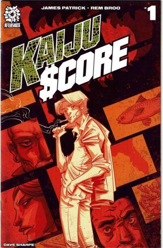 KAIJU SCORE #1 - Cover A - NM