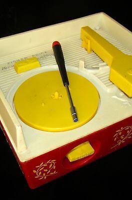 Fisher-Price MUSIC BOX RECORD PLAYER REPAIR TOOL & INSTRUCTI