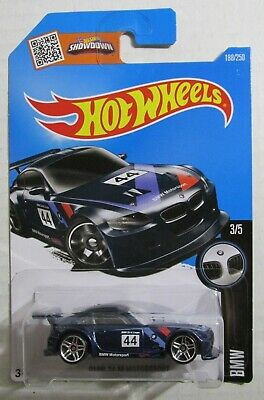 Hot Wheels 188/250 BMW Z4 M Motorsport ( DHR82  ) BMW 3/5