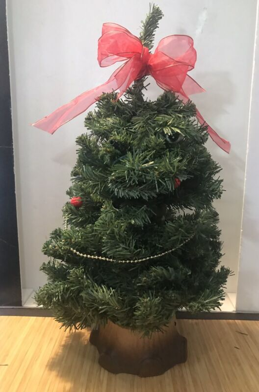 Rare Gemmy Penelope Pine Singing Dancing Animated Christmas Tree Vtg 1998 Jingle
