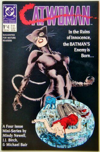 Catwoman Ltd. #1 (of 4) (Feb. 89