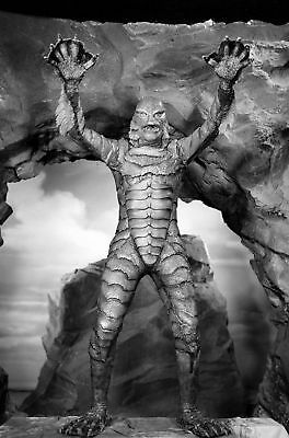 Creature from the Black Lagoon PHOTO Scary Spooky Creepy Halloween Freak 1954
