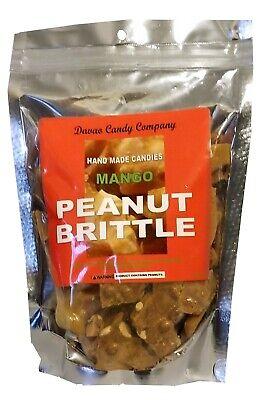 Davao Candy Company - Mango Peanut Brittle