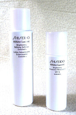 Shiseido White Lucent Brightening Refining Softener & Protec