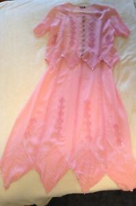 Vintage-look sundress by Papa Fashions.