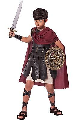 Spartan Warrior Roman Gladiator Child - Roman Costume Child