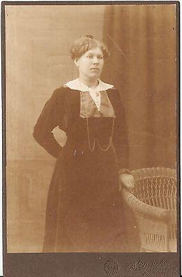 CAB photo Feine Dame - 1910er