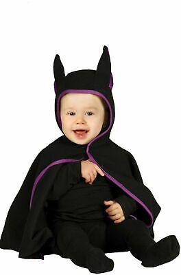 ledermaus Fledermauskostüm Kinder schwarz Halloween Fasching (Fledermaus Baby Halloween Kostüm)