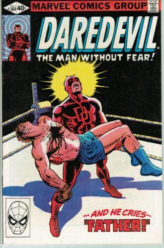 Daredevil #164 VF 1st Series Marvel Comics