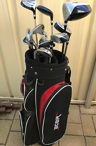 Golf clubs and bag Grange Charles Sturt Area Preview