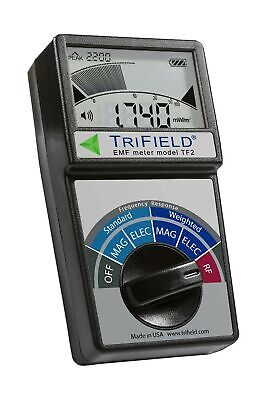 Electric Field Radio Frequency Rf Field Magnetic Field Strength Meter By ...