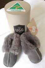 Ugg boots (Australian made) Size M5/W7 Grey Highett Bayside Area Preview