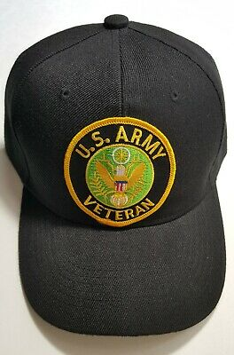 U.S. ARMY VETERAN Military Ball Cap