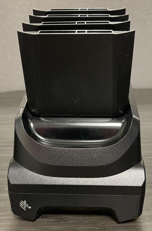 OEM 4-Slot Battery Charging Base For Zebra Scanners TC51 TC52 TC56 TC57 TC510K