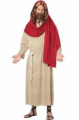 Nativity Bible Jesus Christ Religious Adult Biblical - Adult Nativity Costumes