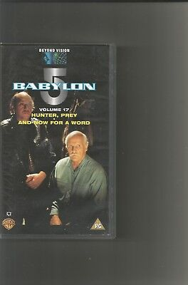 babylon 5 video volume 17