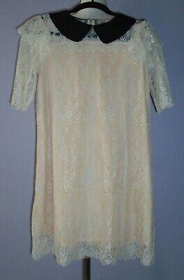 Party Ci (NEW Ci Ci London party, vintage look, lace lined dress, GORGEOUS, size)