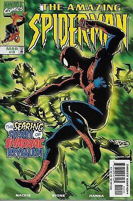 The Amazing Spider-Man (Vol.2) No.3 / 1999 Howard Mackie & John Byrne (Amazing Spider-man Vol 2)