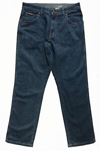 Mens WRANGLER Texas stretch Tint And Blue Jeans 30-46 waist 30-34 Leg