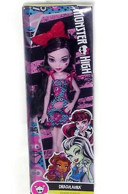 Monster High Draculaura Doll NEW Toys Mattel Figures Collectibles