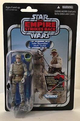 Luke Skywalker Hoth Outfit 2012 Star Wars The Vintage Collection Vc95
