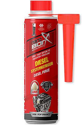 Nanoborx 300ml Diesel zusatz Dpf Power Bor Additiv Partikelfilter Reiniger
