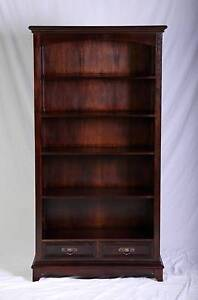Lovely beauifully made Indonesian Bookcase-Delivery Available Oakford Serpentine Area Preview