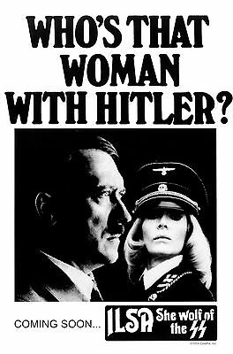 Ilsa: She Wolf of the SS (1975) Movie