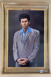 Seinfeld Kramer 92x60cm Original Poster - Perfect Condition