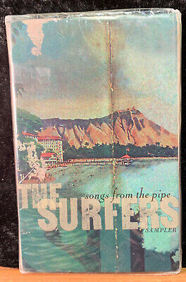The Surfers-Songs From The Pipe (sampler) cassette (sealed) side 2 (Cassette Pipe)