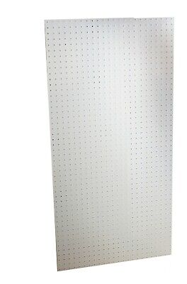 Scratch And Miscolor 1 24 X 48 X 14 Clear Duraboard Pegboard