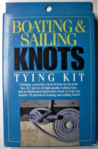 Boating and Sailing Knots Tying Kit