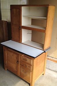 Vintage Bakers Hutch