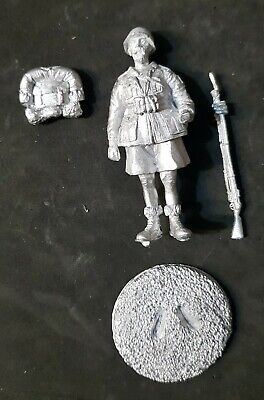 soldier 54mm metal kit