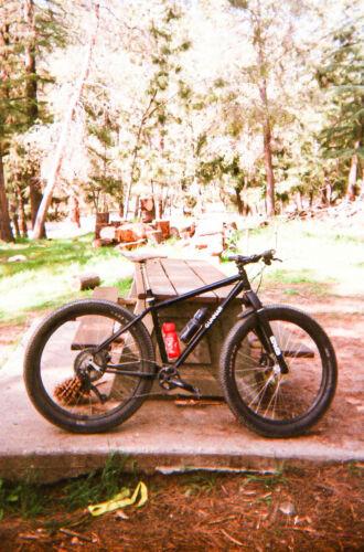 Gunnar Rockhound mountain bike frame
