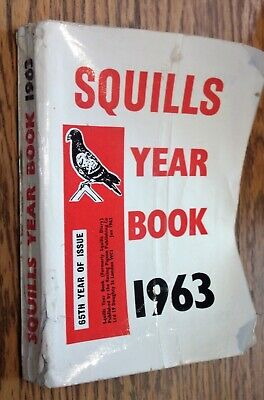 squills year book 1963