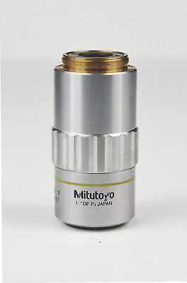 Mitutoyo M Plan Apo 10x Infinity Corrected Objective 378-803-2