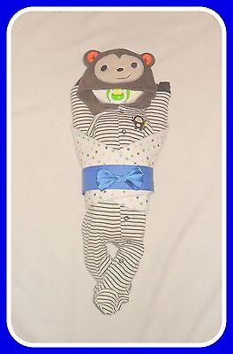 Monkey Jungle Theme Diaper Baby-Fun Baby Shower Gift  Idea!!!! (Baby Theme Ideas)